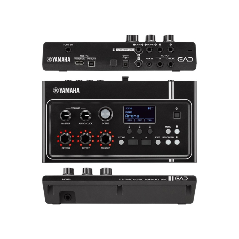 Drum Module With Mic And Trigger Pickup Ead10