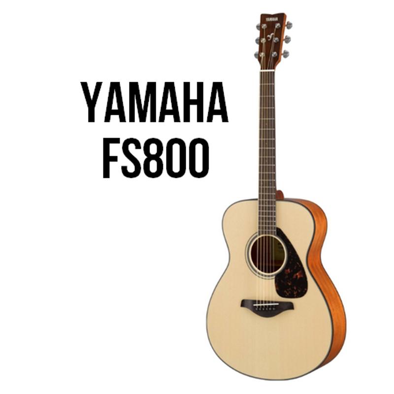 Folk Guitar Fs800