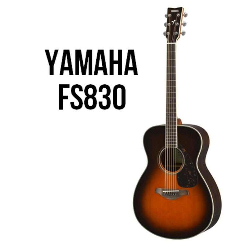 Folk Guitar Fs830