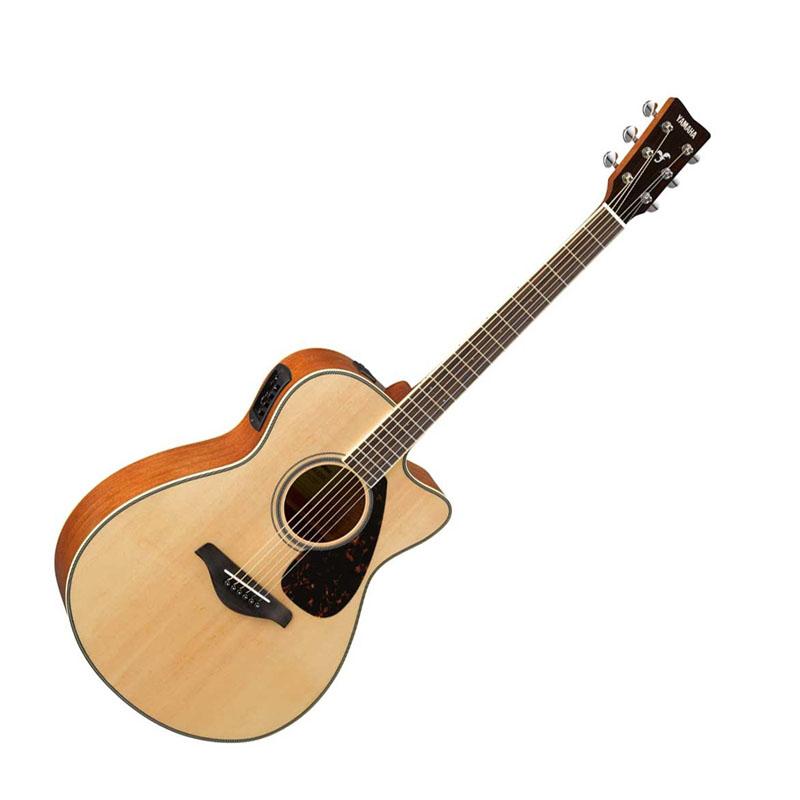 Electric Acoustic Guitar Fsx820