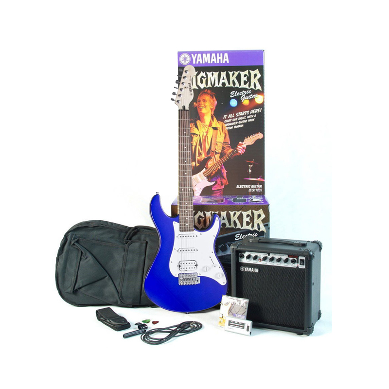 Electric Guitar Package Eg 112Gpii