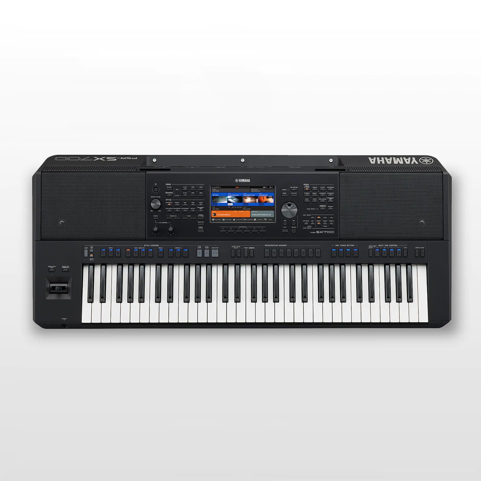 Yamaha Psr Sx700 (New)