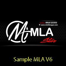 MLA V6 PSR-S950