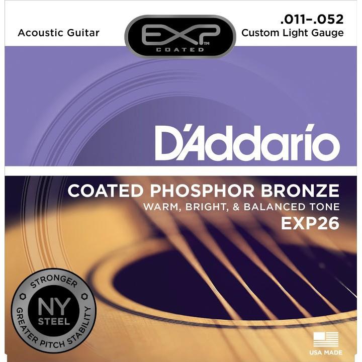 Daddario EXP26 (.011 - .052)