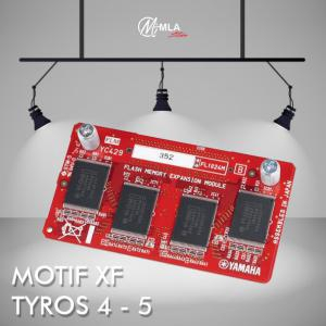 Ram 1Gb Motif & Tyros