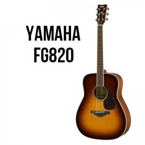 Folk Guitar Fg820