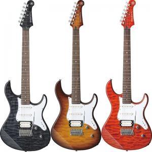 Electric Guitar Pacifica 212Vqm