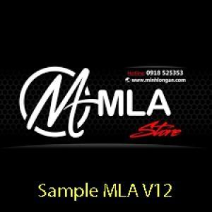 MLA V12 PSR-SX900