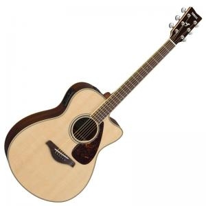 Electric Acoustic Guitar Fsx800