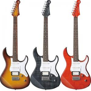 Electric Guitar Pacifica 212Vfm
