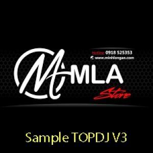 MLA TOPDJ V3 PSR-SX700
