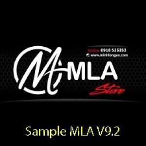 MLA V9.2 PSR-S770